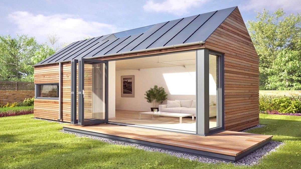 Bio Cabina Solar modelo ABC18