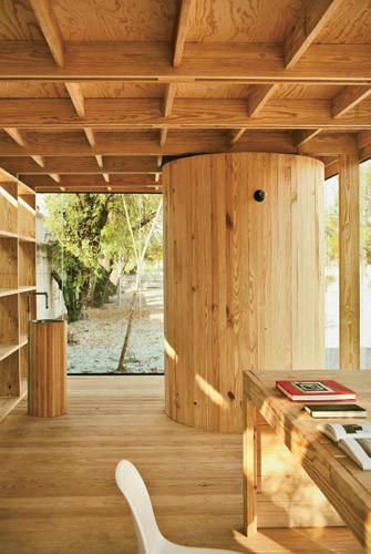 Refugio Casa de Madera – S AR stacion ARquitectura