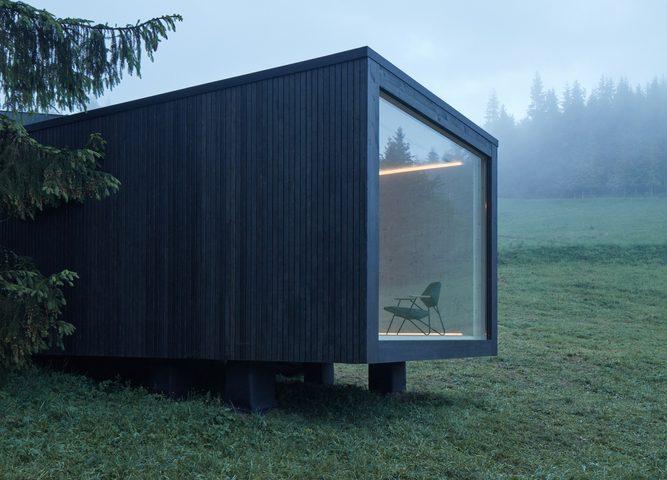 Refugio Dentro de lo salvaje – Ark shelter