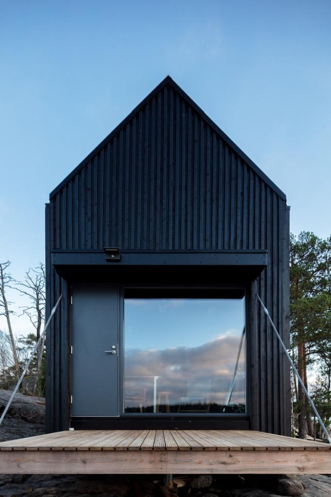 Refugio Majamaja Wuorio Eco-Cabin – Littow Architectes