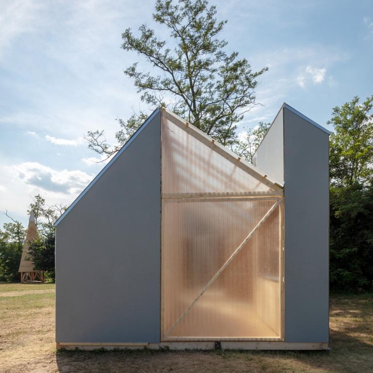 Cabin Modules – IR arquitectura
