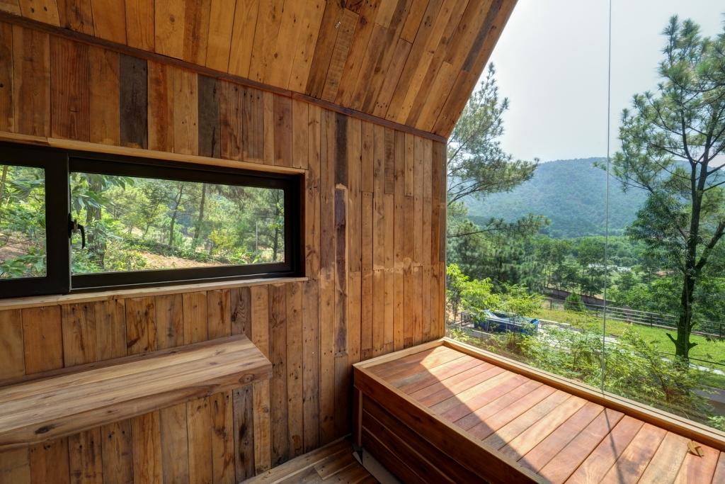 Refugio Casa bosque – Chu Văn Đông