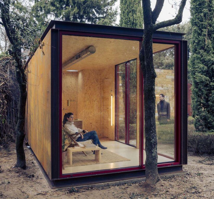 Refugio Pequeña oficina – delavegacanolasso