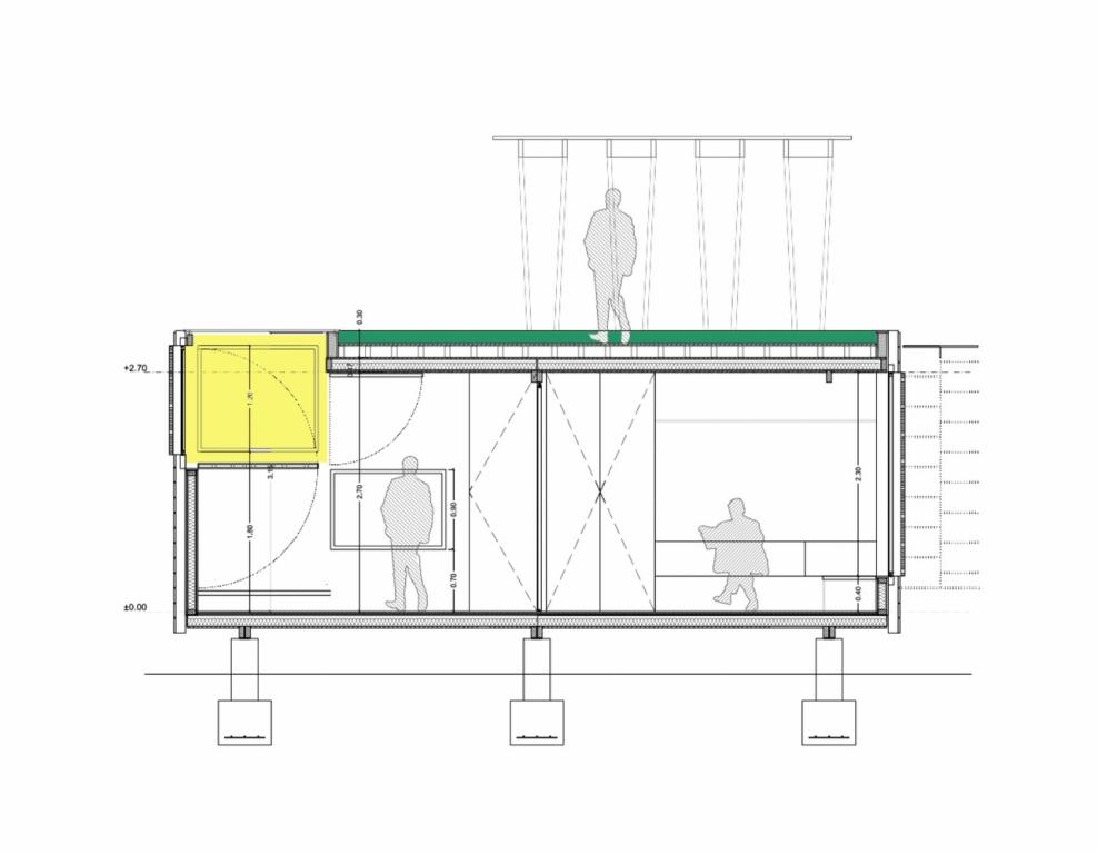 Refugio Prototipo de Vivienda – Luis Velasco Roldan + Ángel Hevia Antuña